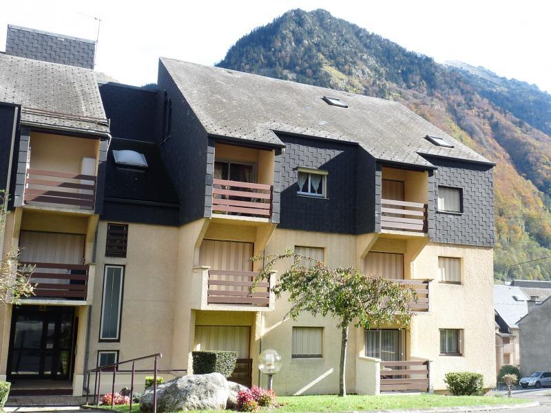 Vue extérieure de la location Location Appartement 15298 Cauterets