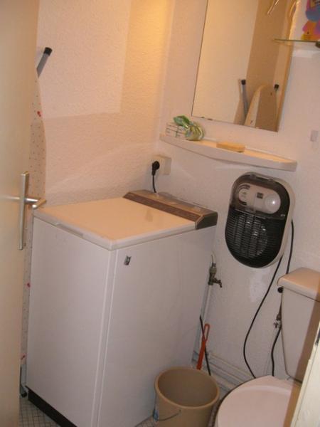 WC séparé Location Studio 15344 Manigod-Croix Fry/L'étale-Merdassier