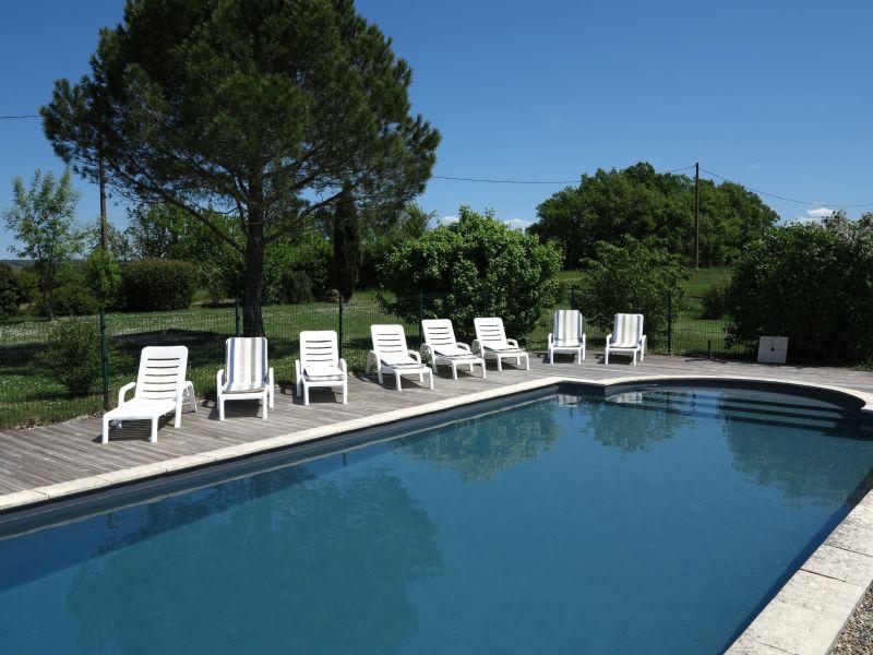 Piscine Location Maison 15380 Monpazier