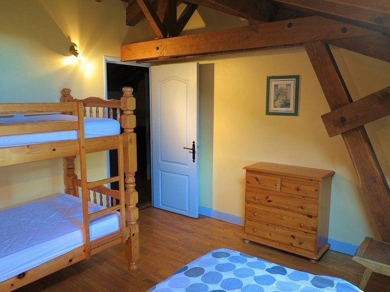 chambre 3 Location Maison 15380 Monpazier