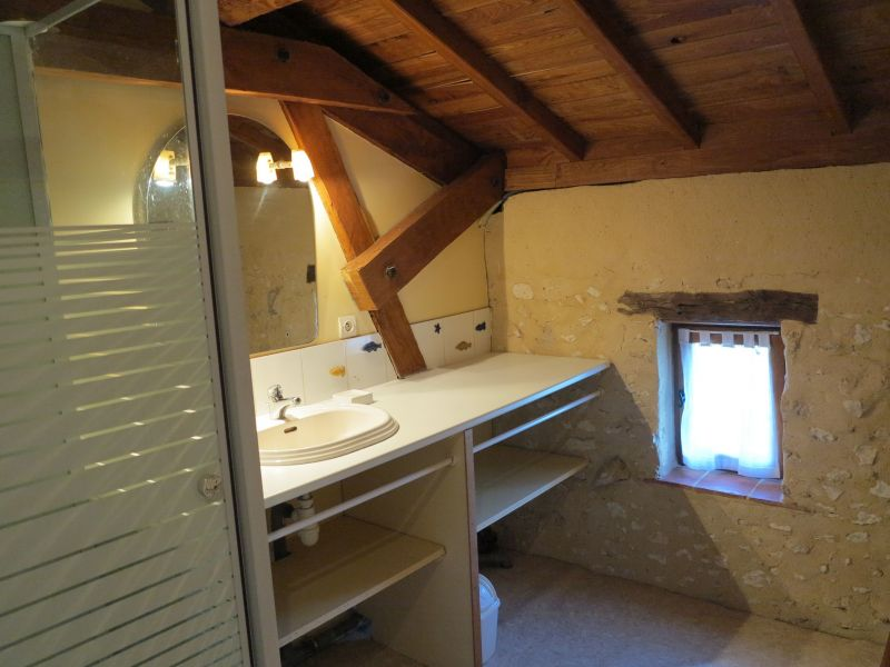 salle de bain Location Maison 15380 Monpazier