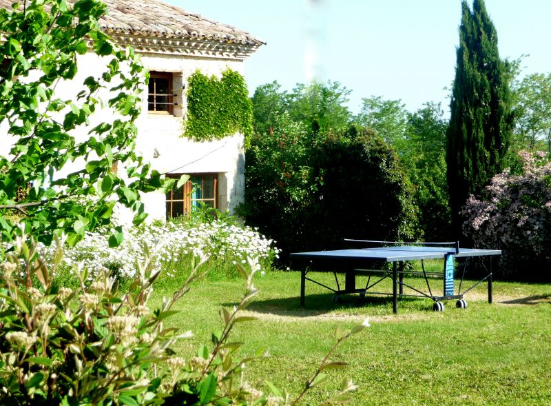 Jardin Location Maison 15380 Monpazier