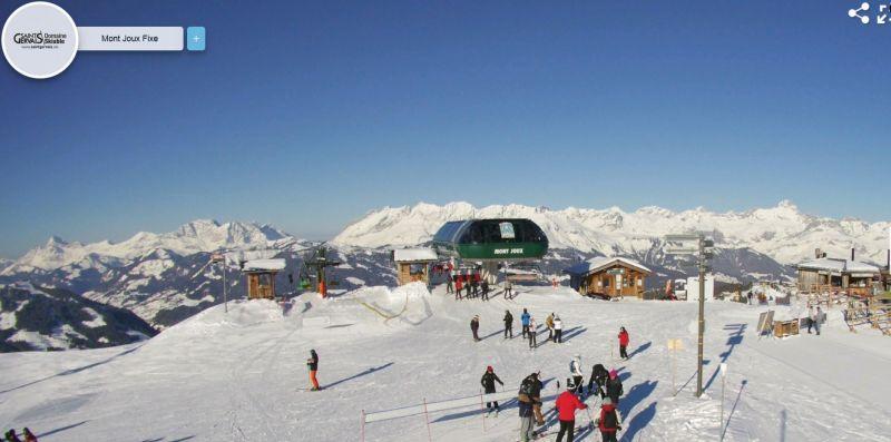 Vue à proximité Location Appartement 15389 Saint Gervais Mont-Blanc