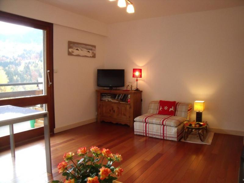Salon Location Appartement 15389 Saint Gervais Mont-Blanc