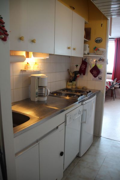 Coin cuisine Location Appartement 15421 Piau Engaly