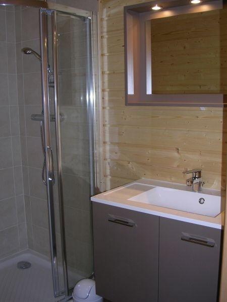 Salle d'eau 1 Location Chalet 1555 Superdévoluy- La Joue du Loup
