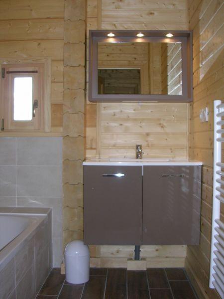 Salle d'eau 2 Location Chalet 1555 Superdévoluy- La Joue du Loup