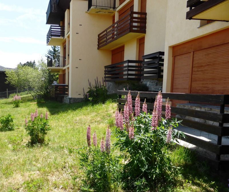 Jardin Location Appartement 15696 Font Romeu