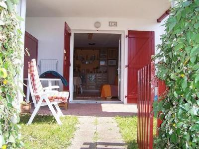 Jardin Location Appartement 15735 Hendaye