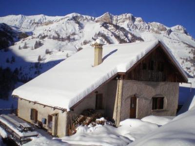 Vue ext�rieure de la location Location Chalet 1575 Molines Saint-V�ran