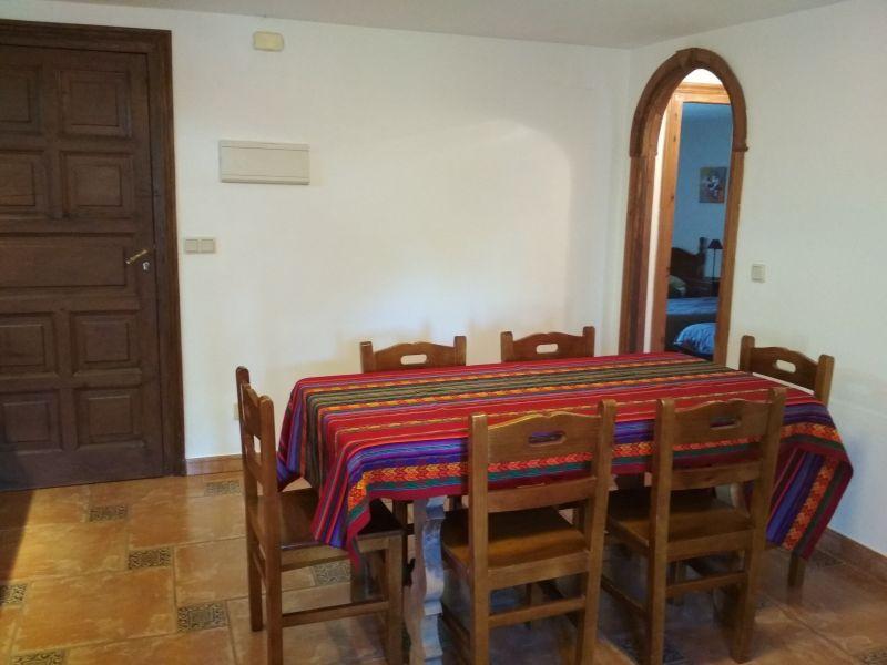 Salle à manger Location Gite 15760 Aínsa