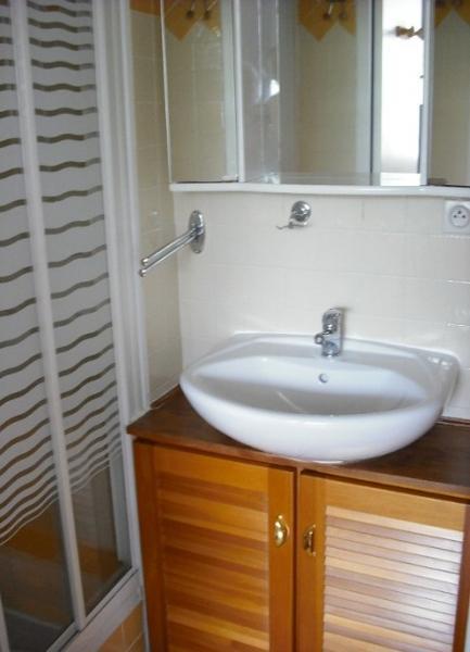 salle de bain Location Studio 1601 Les Menuires