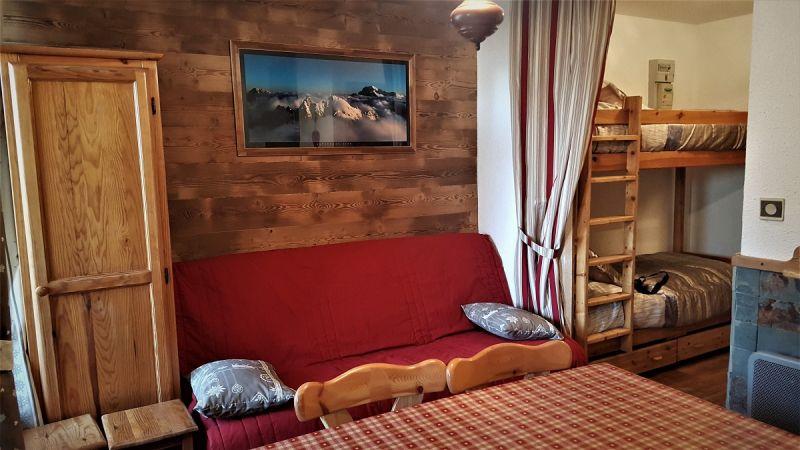 Salon Location Appartement 1606 Les Menuires