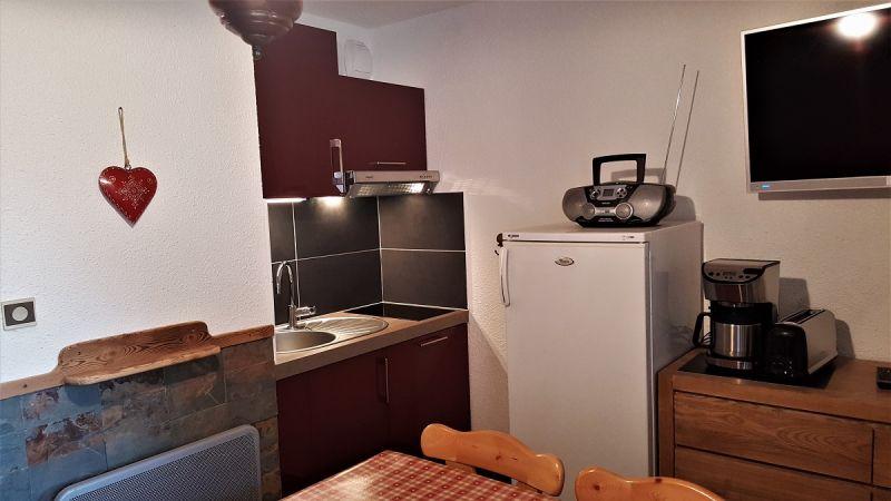 Coin cuisine Location Appartement 1606 Les Menuires