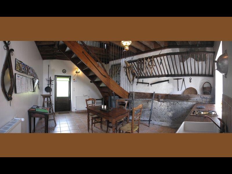 Entrée Location Gite 16078 Grenoble