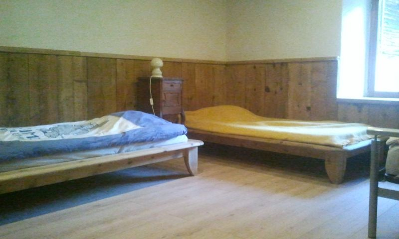 chambre 2 Location Maison 16107 Les Contamines Montjoie