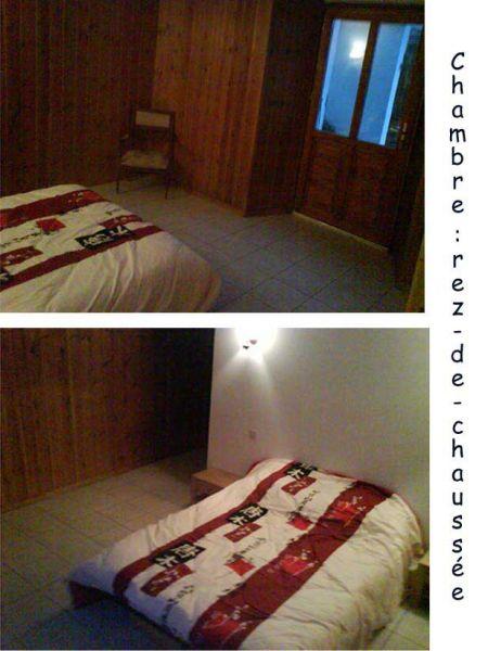 chambre 1 Location Maison 16107 Les Contamines Montjoie