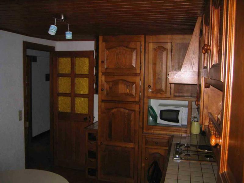 Cuisine indépendante Location Maison 16107 Les Contamines Montjoie