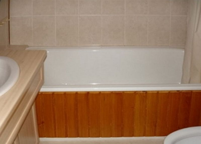salle de bain Location Studio 1615 Les Menuires