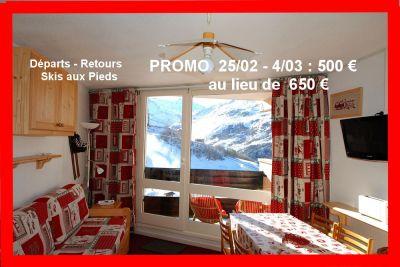 Location Studio 1615 Les Menuires