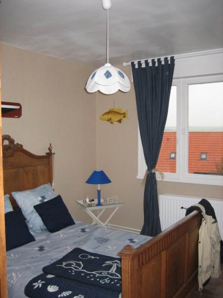 chambre 1 Location Maison 16157 Wissant