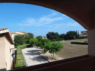 Vue du balcon Location Appartement 16177 Carqueiranne