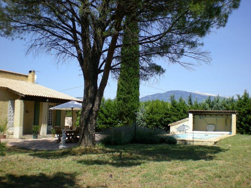 Jardin Location Maison 16202 Caromb