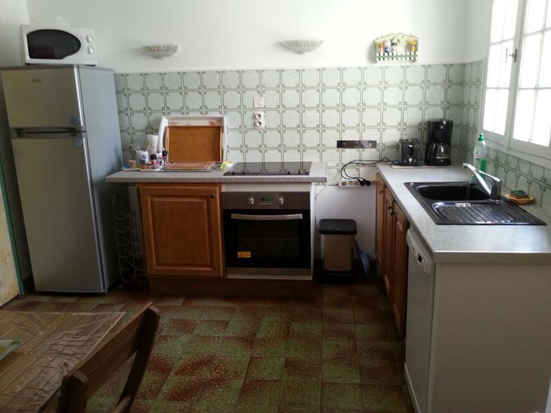 Cuisine indépendante Location Maison 16202 Caromb
