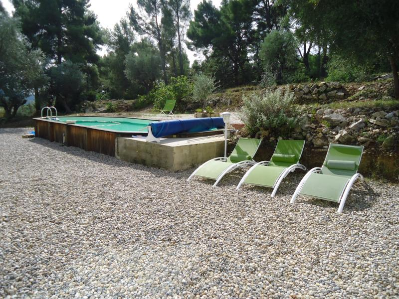 Piscine Location Villa 16237 Sanary