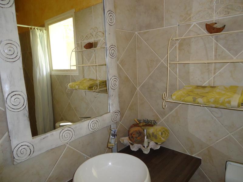 Salle d'eau Location Gite 16331 Saint Francois