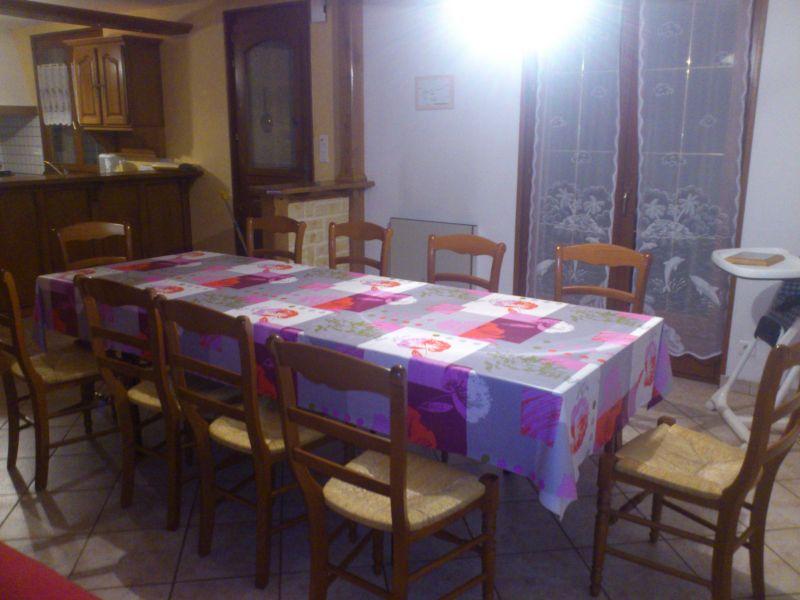 Salle à manger Location Chalet 16346 Gérardmer