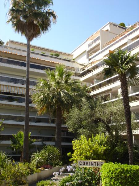 Jardin Location Appartement 16441 Juan les Pins