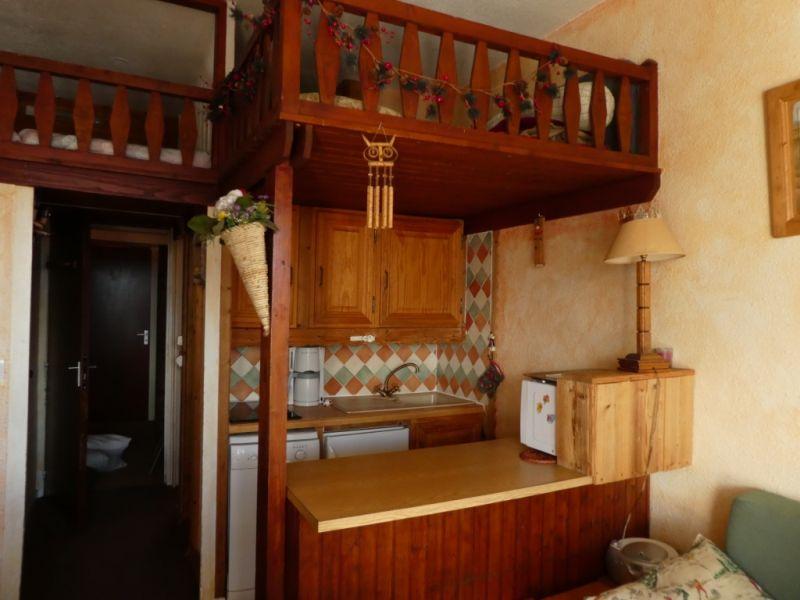 Cuisine américaine Location Appartement 1646 Les Menuires
