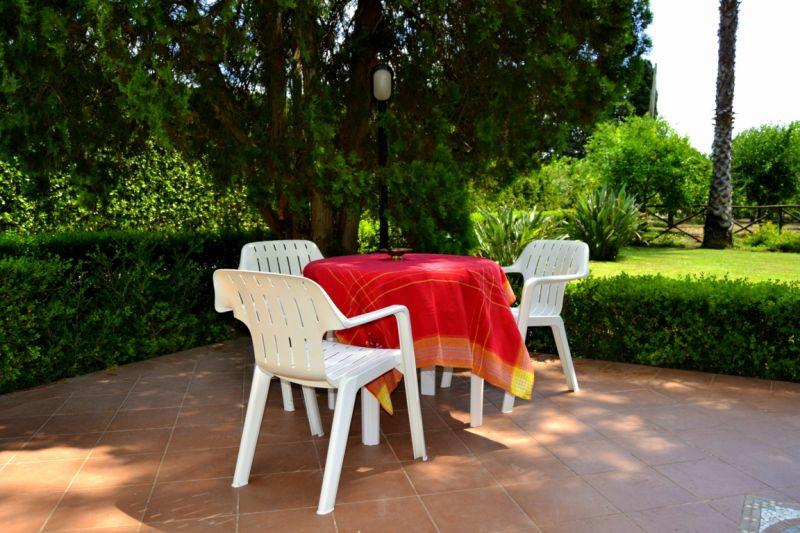 Veranda Location Villa 16606 Noto