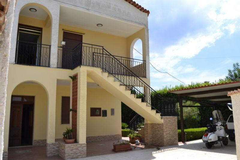 Entrée Location Villa 16606 Noto