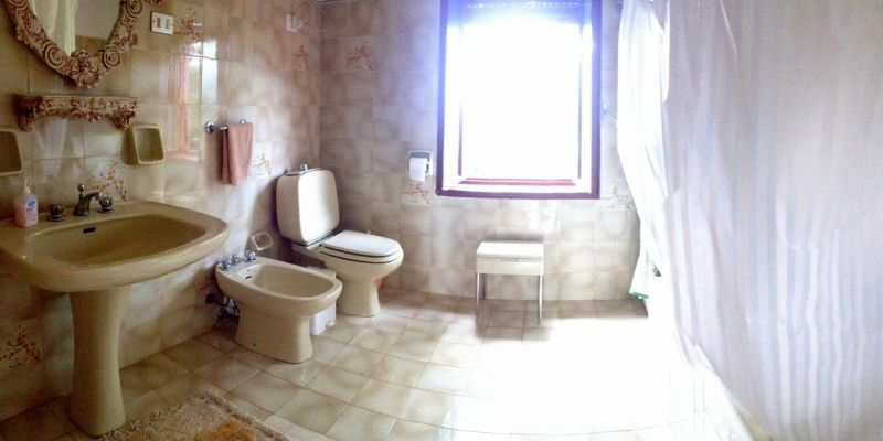 salle de bain Location Villa 16606 Noto