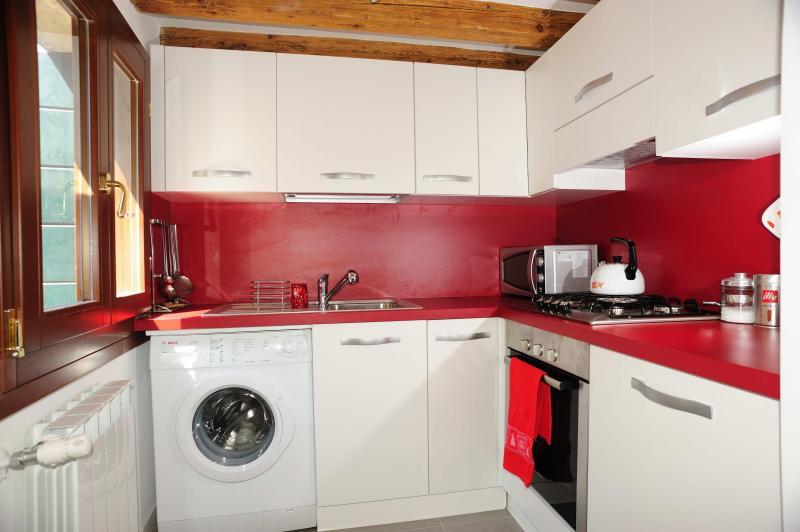 Coin cuisine Location Appartement 16729 Venise