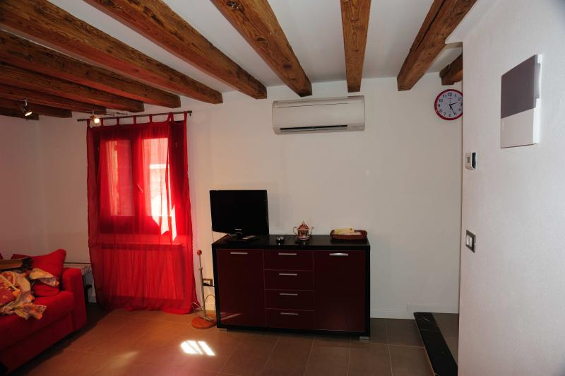 Séjour Location Appartement 16729 Venise
