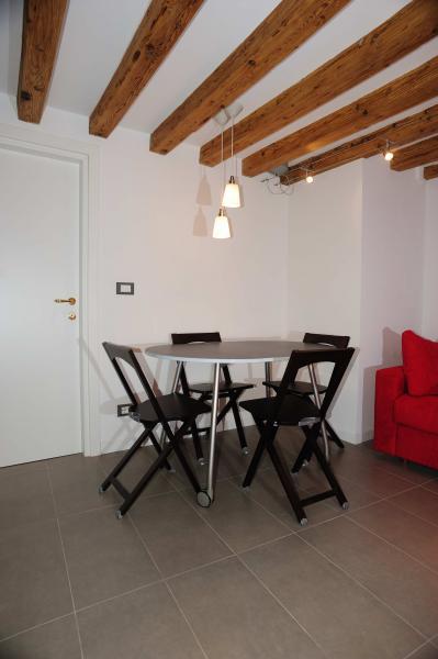 Salle à manger Location Appartement 16729 Venise