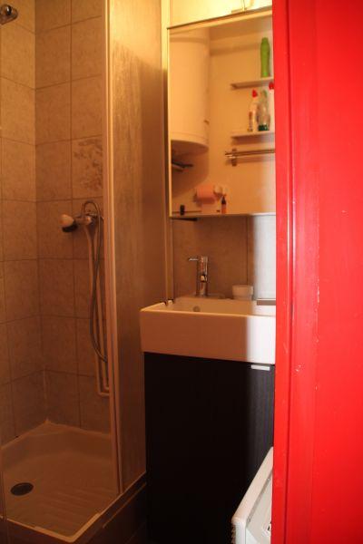 Salle d'eau Location Studio 1710 Les Menuires