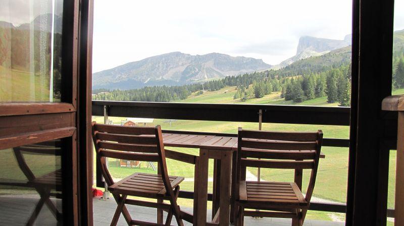 Vue du balcon Location Appartement 17157 Superdévoluy- La Joue du Loup