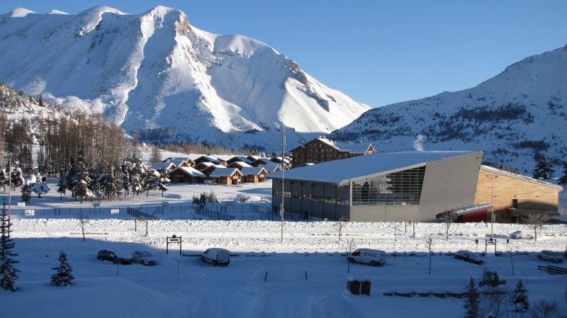 Vue extérieure de la location Location Appartement 17157 Superdévoluy- La Joue du Loup