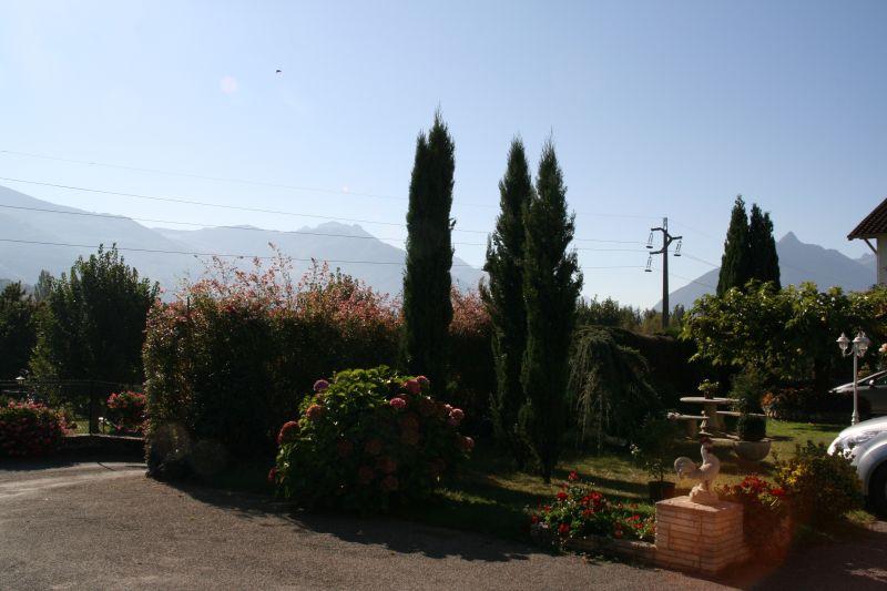 Vue depuis la location Location Gite 17206 Argeles Gazost