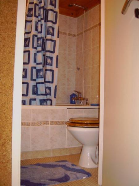 salle de bain Location Studio 1724 Les Menuires