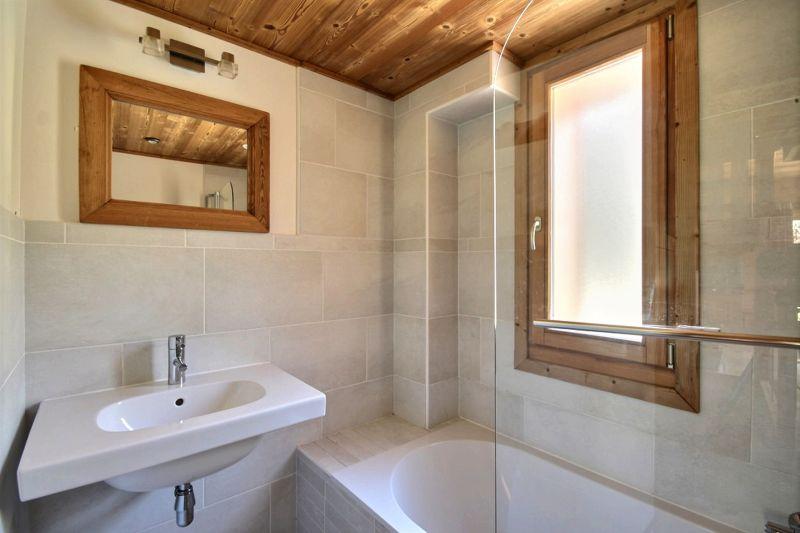 salle de bain 3 Location Chalet 17372 Saint Jean d'Aulps- La Grande Terche