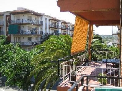 Vue du balcon Location Appartement 17625 Salou