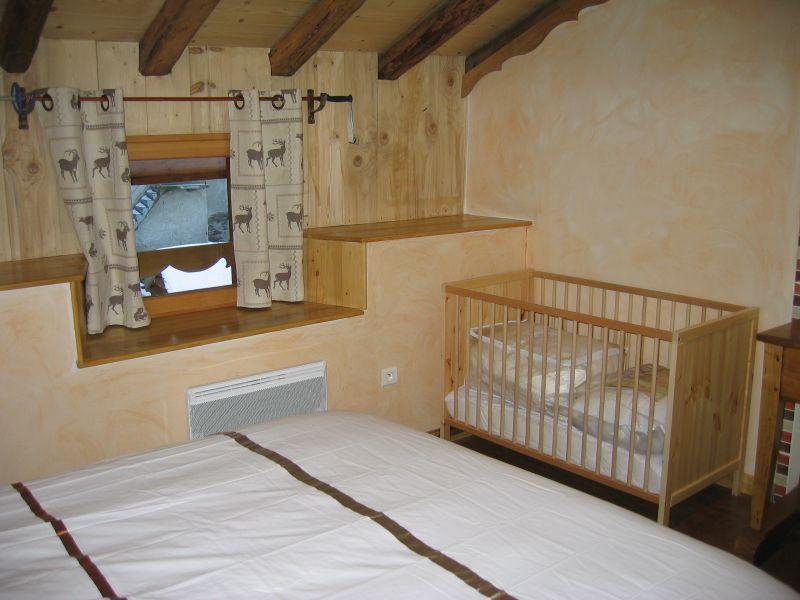 chambre 1 Location Chalet 1767 Les Menuires