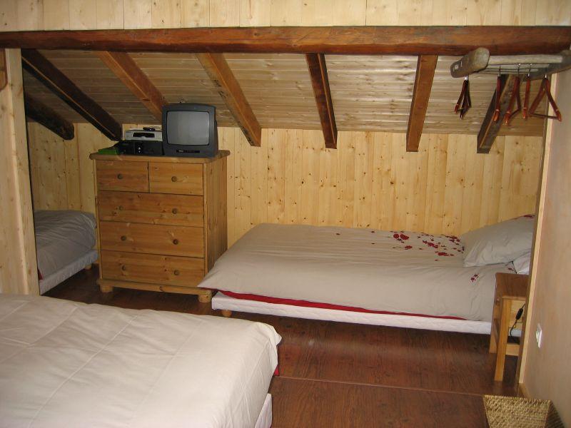 chambre 4 Location Chalet 1767 Les Menuires