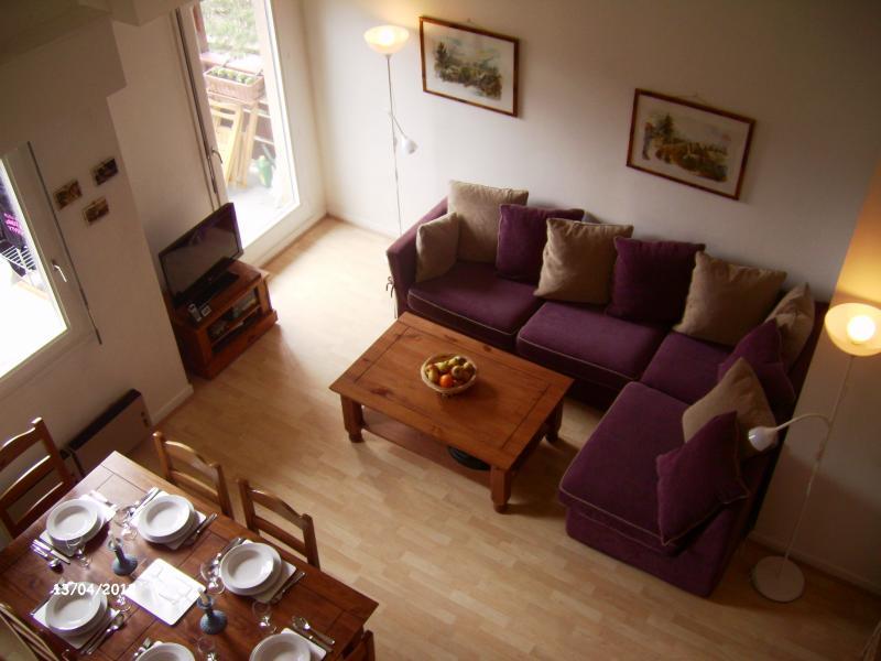 Salon Location Appartement 1784 Méribel