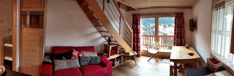 Séjour Location Appartement 1793 Méribel